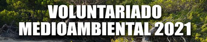 Voluntariado medioambiental semana santa 2021